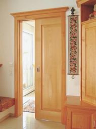 Hafele HAWA Junior 40/Z  Pocket Door Framing Kit and Sliding Hardware for 88 Lb. Doors