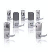 Schlage Electronic AD 400 Series Networked Wireless Locks Exit Trim - Rim/Concealed Vertical Rod/Cable