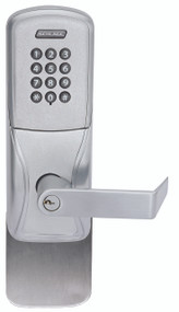 Schlage Electronic AD 200 Series Rights On Lock Standalone Offline Locks Exit Trim - Mortise