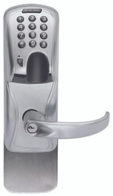 Schlage Electronic AD 250 Series Rights On Card Standalone Offline Locks Exit Trim - Rim/Concealed Vertical Rod/Cable
