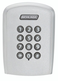 Schlage CO Series Parts CO-100, Keypad Only Reader Module with Exterior Escutcheon Mortise