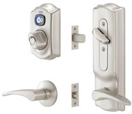 "Schlage Control""¢ Multi Family Programmable Electronic Interconnected Locks UL Listed, 3 hours FE-210F"