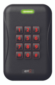 "aptiQ""¢ Multi Technology Readers MTK15 €"" Single Gang with Keypad Wall Mount (MTK15)"