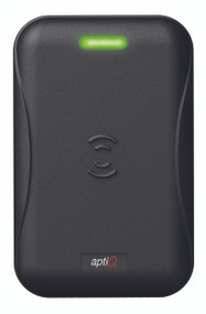 Schlage, aptiQ™, XceedID™ Reader Covers Single Gang for MT15 Reader – Black  23846587