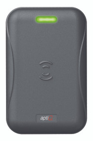 Schlage, aptiQ™, XceedID™ Reader Covers Single Gang for MT15 Reader – Cool-Tone Gray 23846595