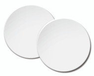 """Schlage Proximity Credentials (37 bit, Facility Code 1462) PVC disk with adhesive back .042"""" thick PRX5"""