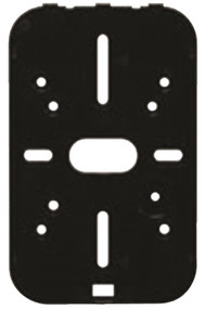 aptiQ and XceedID Reader Replacement Parts Mullion Backplate 23846397