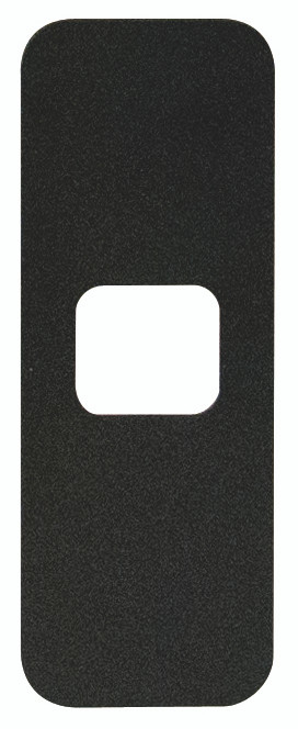 """aptiQ and XceedID Reader Replacement Parts Cosmetic Backplate Cover – Mini Mullion /Mullion (6.70"""" x 2.50"""") CP-11"""