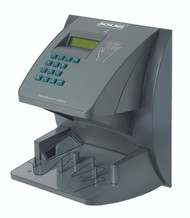 Schlage Handpunch BioMetric Terminals F Series Break Compliant HandPunch 1000 with Ethernet, memory for 100 users. Memory not expandable