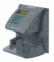 Schlage Handpunch BioMetric Terminals F Series HandPunch 2000 with memory for 512 users. Memory not expandable