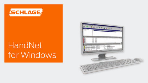 Schlage HandKey II F Series HandNet Software Tier Upgrade: T1-T2 from 6 to 25 HandKeys (HN-T1-T2)
