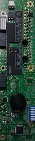 Schlage 400 Series Electromagnetic Lock Parts M490DE PCB Kit standard version control board - P23840945