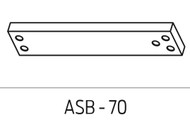 Schlage Electromagnetic Locks Accessories Offset Armature Option (628, 335 finish only) For 70 Series - ASB-70