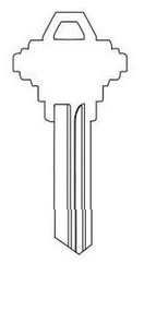Schlage Key Blank 6-Pin- 35-131