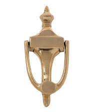 BRASS Accents Ravenna Door Knocker 6-7/8""