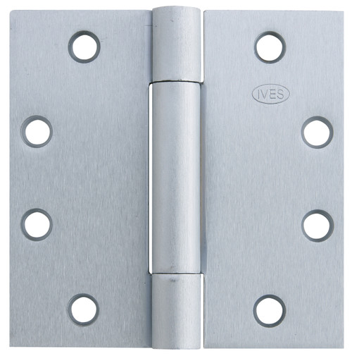 Ives Architectural Hinges 3 Knuckle, Concealed Bearing Wide Throw Standard Weight Full Mortise Electrified Hinge - 3CB1WT e