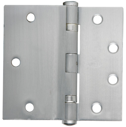 Ives Architectural Hinges 5 Knuckle, Ball Bearing Standard Weight Half Surface Electrified Hinge - 5BB4 e