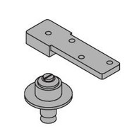 Ives  Bottom Pivot Center Hung 300 Pound Rating - 7253 BTM