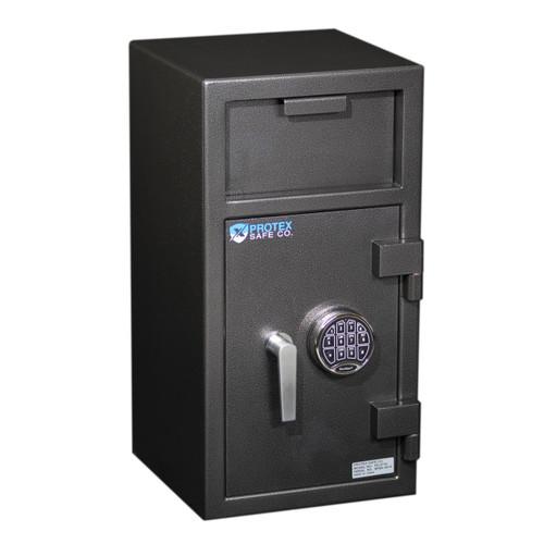 Protex Large Front Loading Depository Safe FD-2714