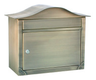 Peninsula Wall Mount MailBox - 2402AB