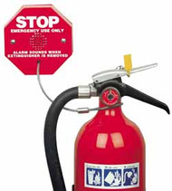Fire Extinguisher Theft Stopper