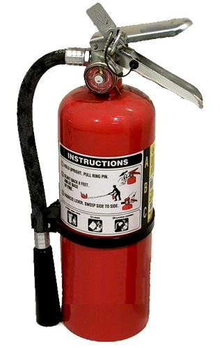 Fire Extinguisher 5lb.