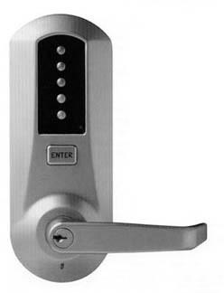 Simplex Mechanical Pushbutton Locks