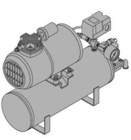 Compressor 30 gal.