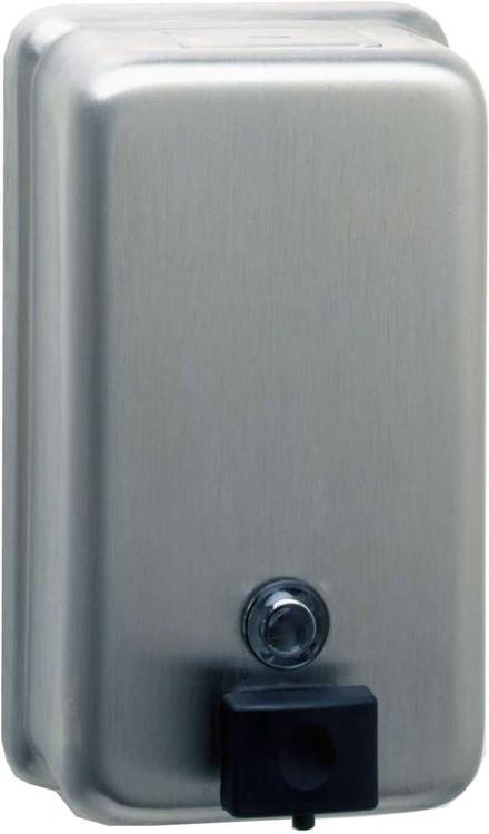 Bobrick Surface Mounted Soap Dispenser - B-2111