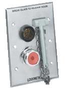 Emergency Break Glass Releases - L-742