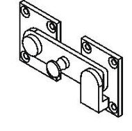 Door Latch - 15000