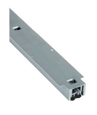 "NGP Mortise Automatic Door Bottom, 3/4"" deep"