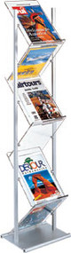 Freestanding Display Rack - MR-Z