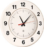 14 inch Diameter Clock - PP-330