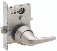 Schlage L Series L9000 Grade 1 Mortise Locks - Standard Collection Ligature Resistant Lever SL1