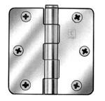 Hager Residential Hinges 3 inch