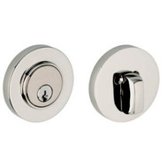Baldwin Estate collection Contemporary Tubular Deadbolt