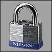 Master Padlock - M15