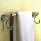 CIRCE Towel Bar W/Hook