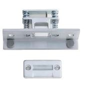 Hager Roller Latch with Angle Stop