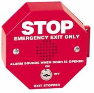 Exit stopper