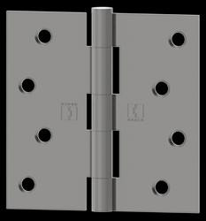 Residential Hinges 4 inch