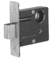 Mortise Deadlock - 2-6072
