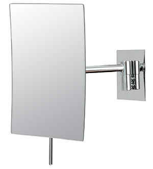 Rectangular Non-Lighted Wall Mirror