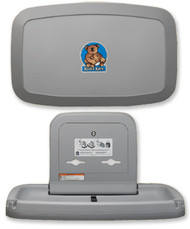 Surface Mounted Diaper Changing Station