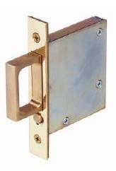 Accurate Pocket Door Edge Pull 2000 Lockandhinge Com