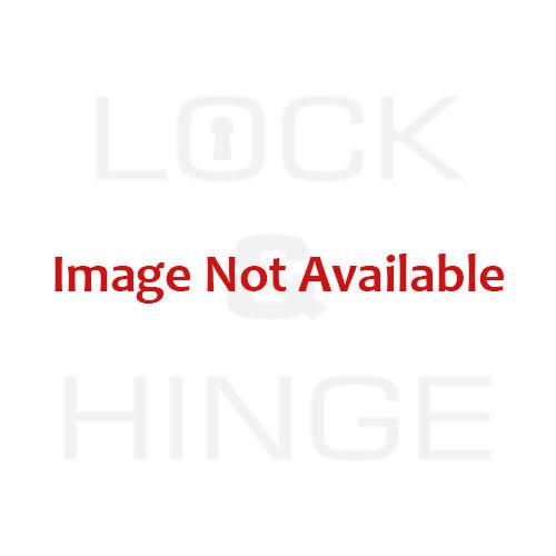 Mortise lockset with Bolt
