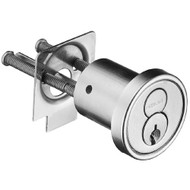 Schlage Rim Cylinder with Interchangeable core