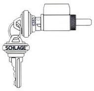 Schlage 'AL' series Cylinder