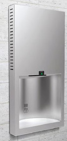 Bobrick ADA Recessed Hand Dryer  B-3725